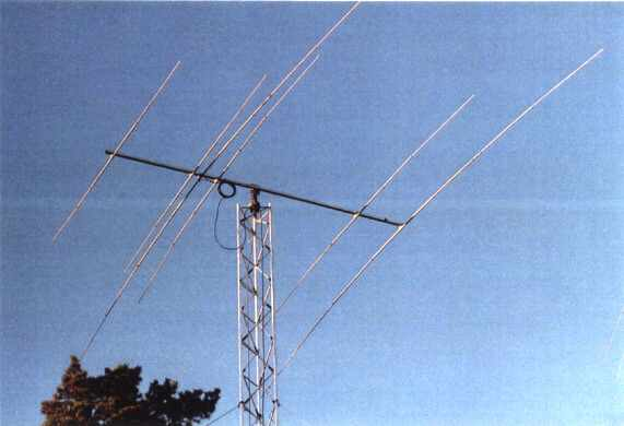 Oy Finnish Antenna Ltd. Tribander used in the all 52 sites!
